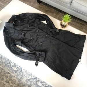 Express Women's Size 6 Trench Coat